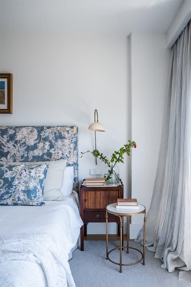 Estudio María Santos Reforma integral y decoración de vivienda mediterránea marbella dormitorio