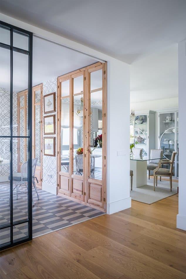 Estudio María Santos Reforma integral y decoración de vivienda mediterránea marbella