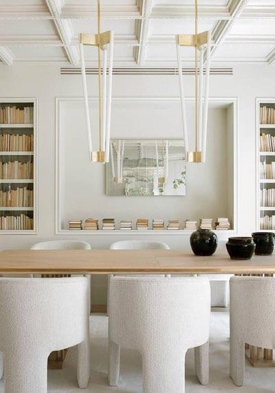 Estudio Maria Santos Reforma integral y decoración minimalista madrid