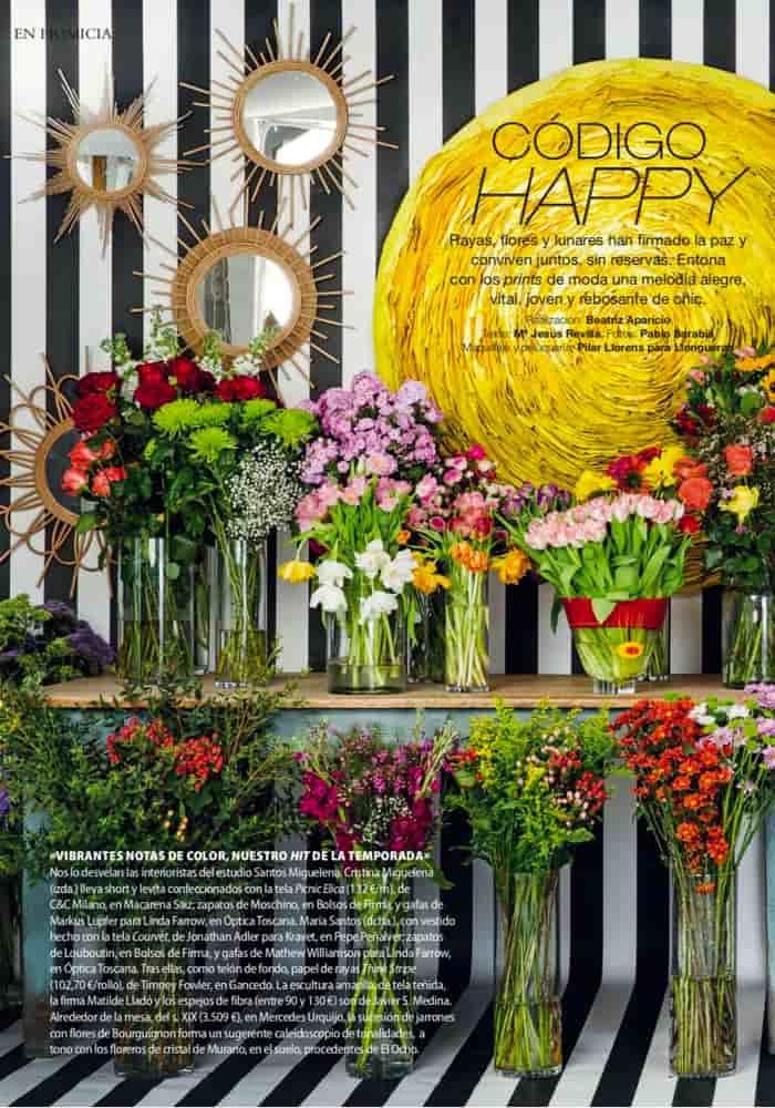 Nuevo Estilo Mayo 2017 Estudio Maria Santos 1 Arquitectura de Interior y Decoración