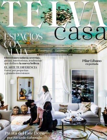 Estudio Maria Santos Arquitectura minimalista reforma integral y decoración Revista Telva Casa Mayo 2018
