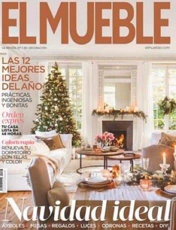 Estudio Maria Santos Arquitectura minimalista reforma integral y decoración Revista El Mueble Diciembre 2018