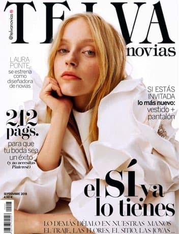 Estudio Maria Santos Arquitectura minimalista reforma integral y decoración Revista Telva novias septiembre 2018