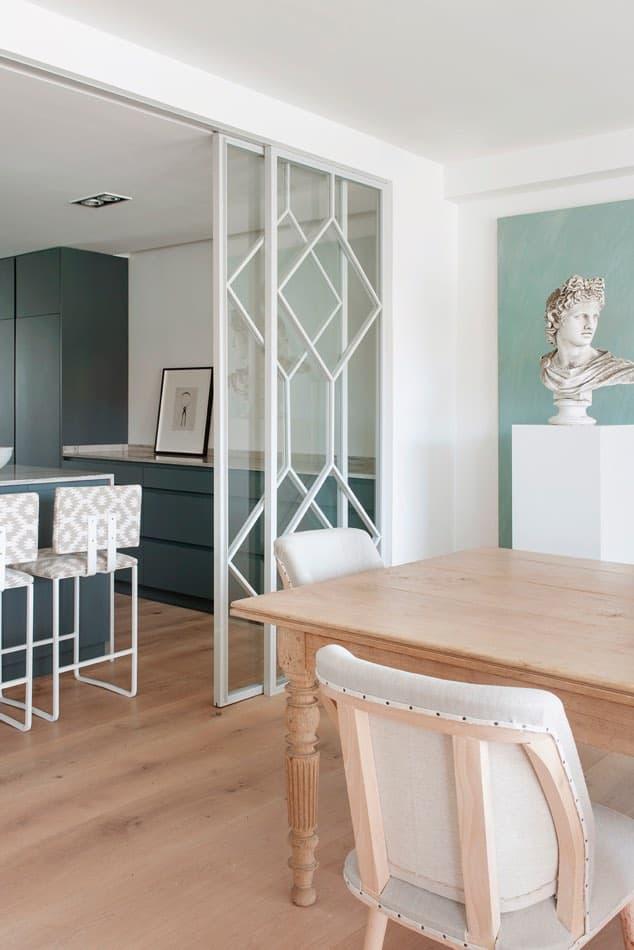 Estudio Maria Santos Arquitectura minimalista reforma integral y decoración Revista nuevo estilo junio 2019