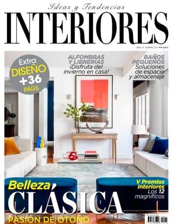 Revista Interiores Noviembre 2019