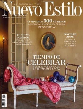Revista Nuevo Estilo Enero 2020 500 499 Estudio Maria Santos