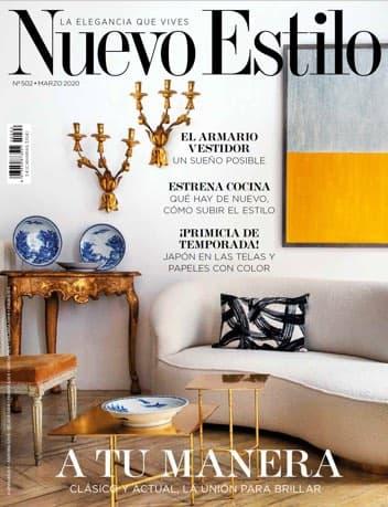 Revista Nuevo Estilo Marzo 2020 502 Estudio Maria Santos Copy 2