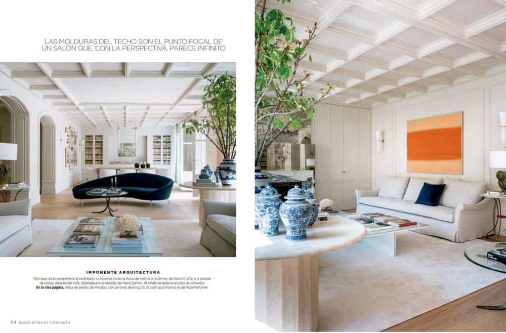 Revista Nuevo Estilo Noviembre 2019 499 Estudio Maria Santos 1