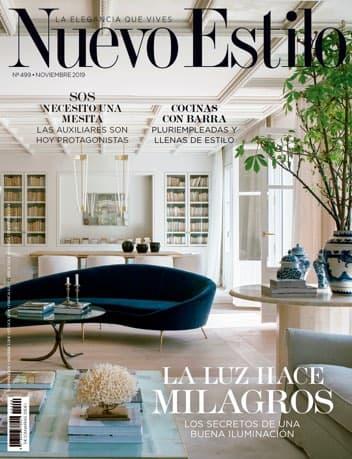 Revista Nuevo Estilo Noviembre 2019 499 Estudio Maria Santos
